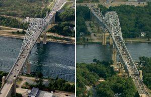 cape cod bridges and roadway safety